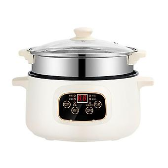 Multifunctional Electric Cooker Heating Pan, Cooking Pot Machine, Hotpot