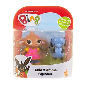 Bing Speelfiguren - Sula &Amp; Amma