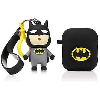 Shockproof Protective Silicone Case For Your Apple Airpods - Batman