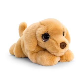 Keel Signature Cuddle Puppy Golden Labrador Dog Soft Toy 37cm