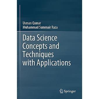 Concetti e tecniche di data science con applicazioni di Usman Qamar & Muhammad Summair Raza