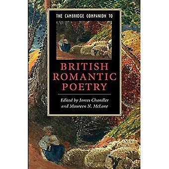 The Cambridge Companion to British Romantic Poetry (Cambridge Companions to Literature)