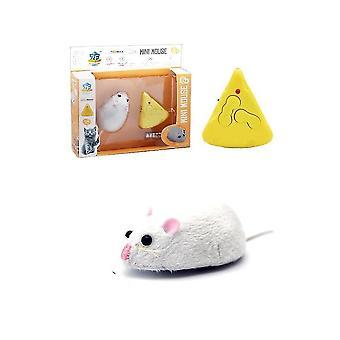 Mouse Rc Rat Plush telecomando elettronico wireless