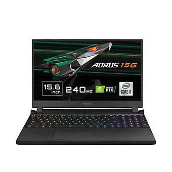 """Notebook Gigabyte 15G YC-8ES2450SH 15,6"""" Intel Core™ i7-10870H 32 GB DDR4 1 TB SSD RTX 3080"""