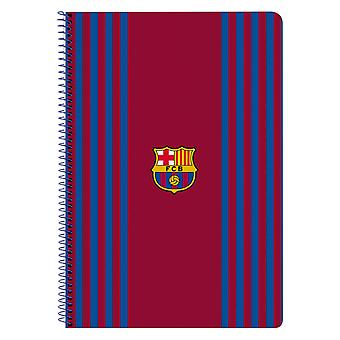 Book of Rings F.C. Barcelona A4 Maroon Navy Blue