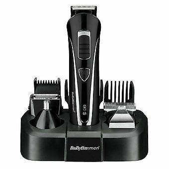 Babyliss 7428U Carbon Steel Multi Groomer Hair Beard Face & Body Grooming Kit