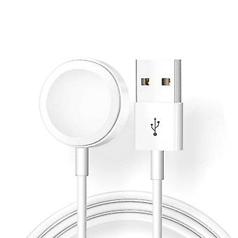 Zikko Zw8021 Dock Usb Charging Cable Magnetic Charger For Apple Iwatch Series 5/4/3/2/1