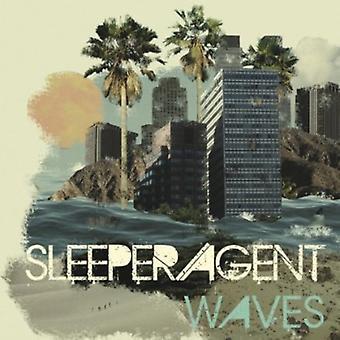 Sleeper Agent - Waves [Vinyl] USA import