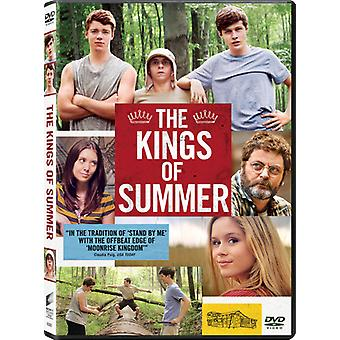 Importazione di Kings of Summer [DVD] Stati Uniti d'America