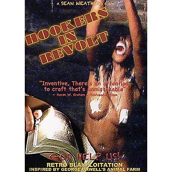 Hookers in Revolt [DVD] USA import