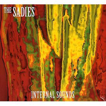 Sadies - Internal Sounds [CD] USA import