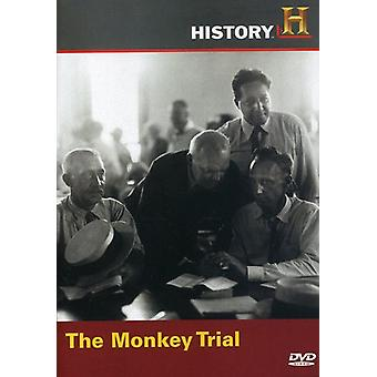 Ensayo de mono [DVD] los E.e.u.u. la importación