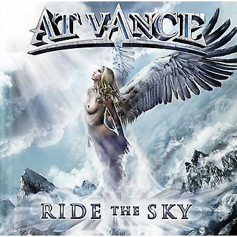 At Vance - Ride the Skyn [CD] Yhdysvallat tuoda