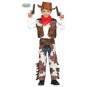 Cowboy puku cowboy puku lapsille villin lännen Rodeo
