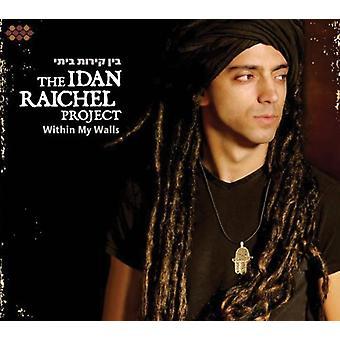 Idan Raichel Project - Within My Walls [CD] USA import