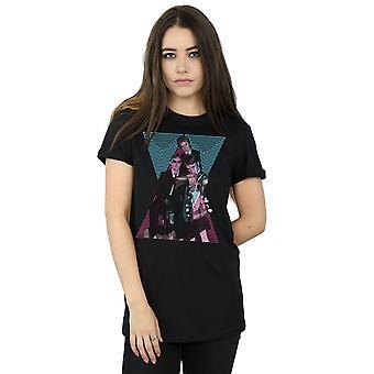Paul Weller Women's Sights Photo Boyfriend Fit T-Shirt