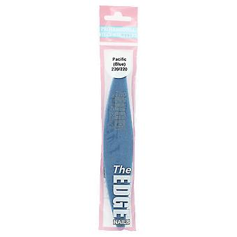 The Edge Nails Pacific Blue File 220/220