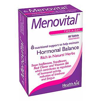 Health Aid Menovital Tablets