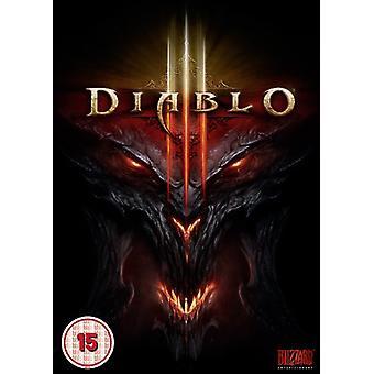 Diablo III (PCMac DVD) - Uusi