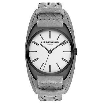 LIEBESKIND BERLIN ladies watch wristwatch leather LT-0046-LQ