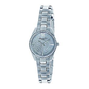 Kenneth Cole Nowy Jork kobiety nadgarstka zegarek analogowy stal KC4978