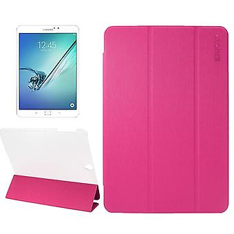 ENKAY smart dekke rosa for Samsung Galaxy tab S3 9,7 T820 T825 2017 bag hylse