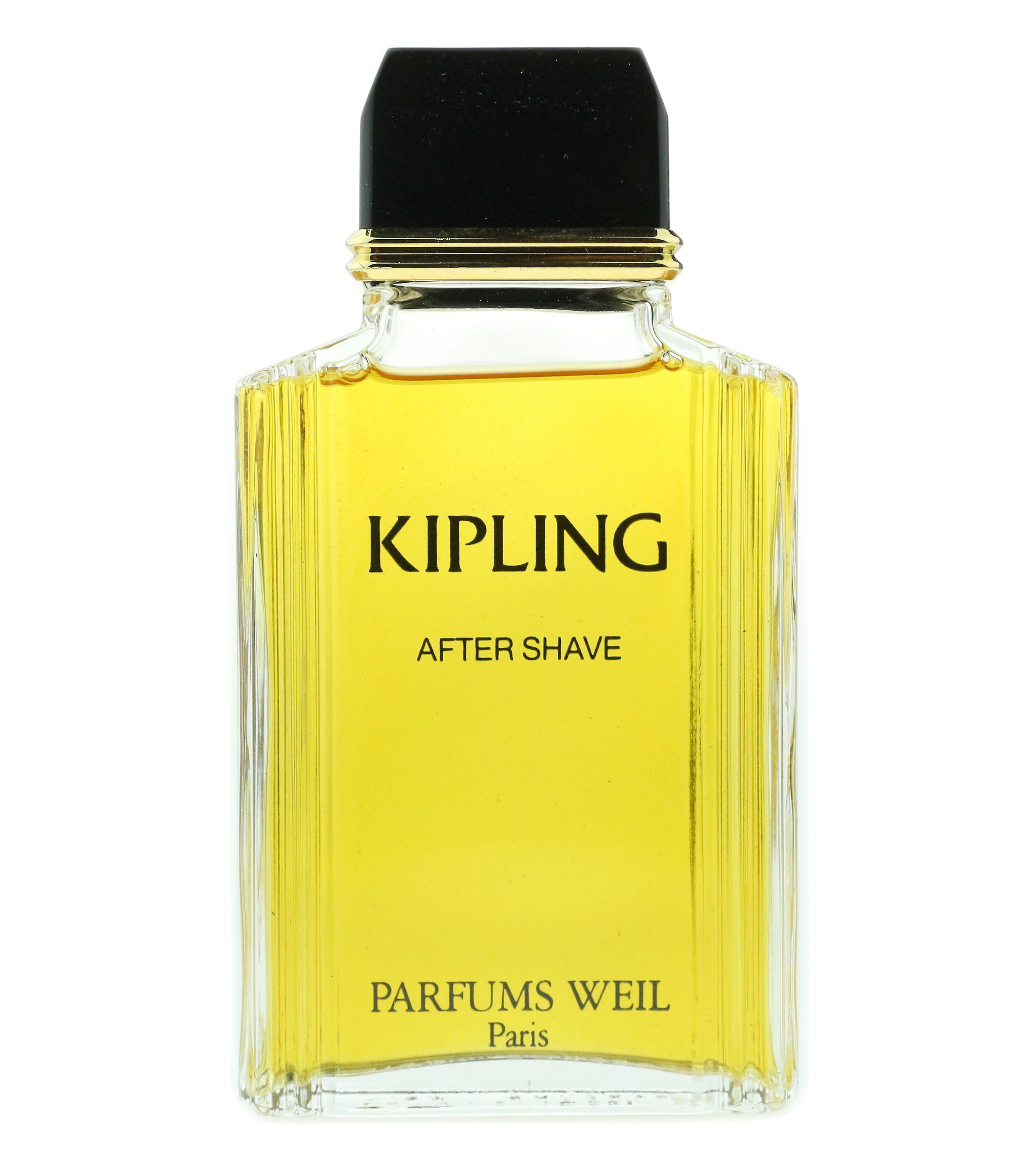 Parfums Weil «Kipling» après rasage 3.4 oz/100 ml vaporisateur en boîte