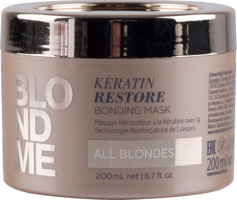 Schwarzkopf Blonde Me Keratin Restore Bonding Mask 200ml