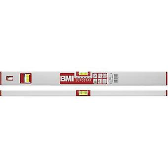 BMI Eurostar 690060E Alu spirit level 60 cm 0.5 mm/m