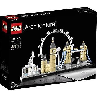 21034 LEGO® ARKKITEHTUURI Lontoo