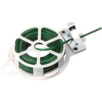 Meister Werkzeuge Green Florist Wire (20 m) 20 m