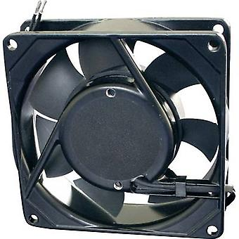 X-Fan RAH1238S1 Axial fan 230 V AC 163 m³/h (L x b x H) 120 x 120 x 38 mm