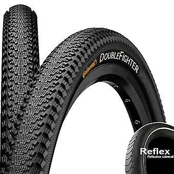 Continental double fighter III bicycle tyres / / 47-507 (24 × 1, 75″)
