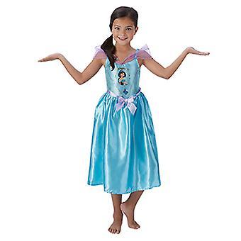 Jasmine Aladdin eventyr eventyr prinsessen kjole for barn