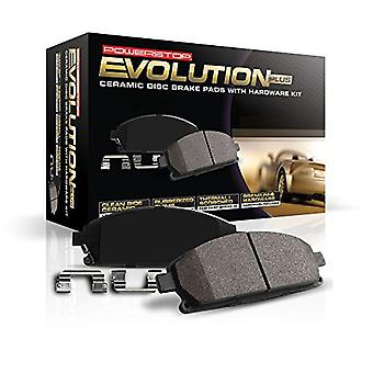 Power Stop 17-1723 Z17 Evolution Plus Ceramic Disc Brake Pad