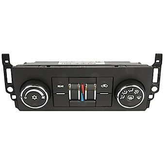 ACDelco 15-74188 GM Original Equipment Heating and Air Conditioning Control Panel with Rear Window Defogger Switch