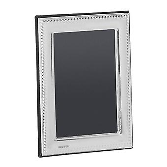 Orton West Photo Frame 2.5x3.5 - Silver