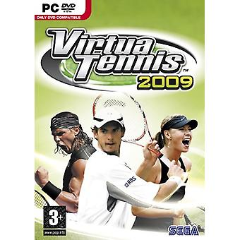 Virtua Tennis 2009 (PC DVD)-ny