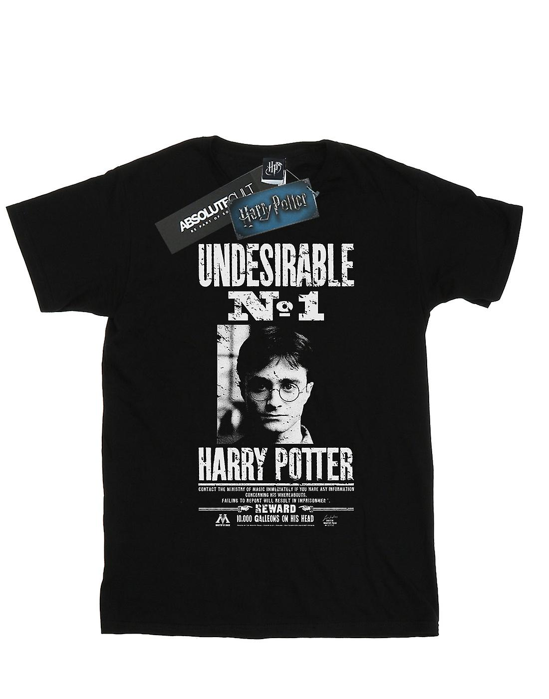 Harry Potter Boys Undesirable No. 1 T-Shirt