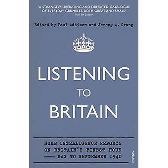 Luisteren naar Groot-Brittannië - Home Intelligence rapporten op Groot-Brittannië's beste H