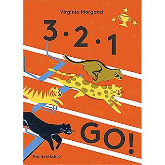 3 - 2-1 - ALLEZ! par Virginie Morgand - livre 9780500651544