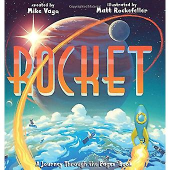 Rocket by Mike Vago - 9781523501137 Book