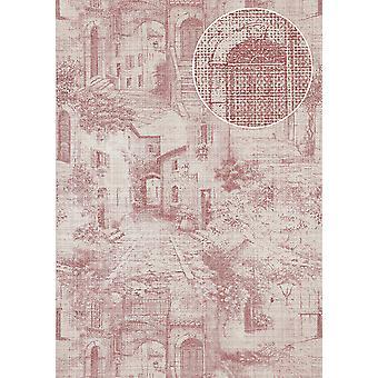 Non-woven wallpaper ATLAS SIG-579-4