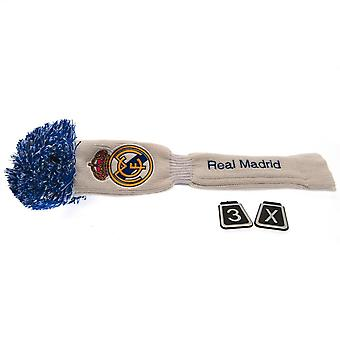 Real Madrid FC Official Fairway Pompom Headcover