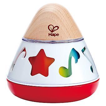 Hape HAP-E0332 drehende Spieluhr, mehrfarbig, 40 x 40 cm