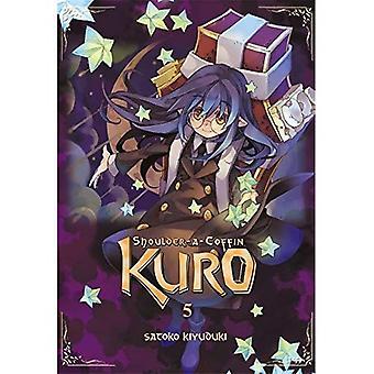 Axel-A-kistan Kuro, Vol. 5