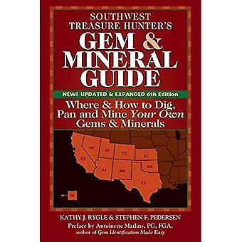 Zuidwest Treasure Hunter-s Gem & minerale gidsen naar de VS