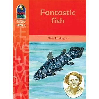 Fantastische Fische (Lesestufe Welten - Discovery World - 6)