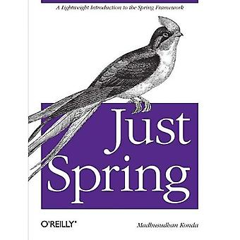 Juuri keväällä