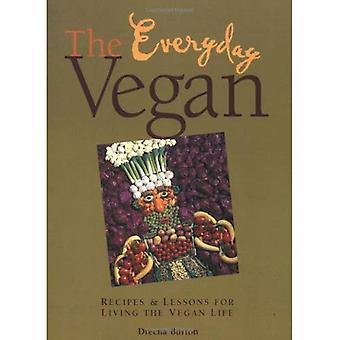 De dagelijkse veganistische
